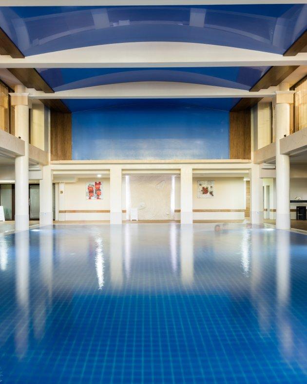 Spa Wellness Grand Hotel Spa Primoretz Burgas